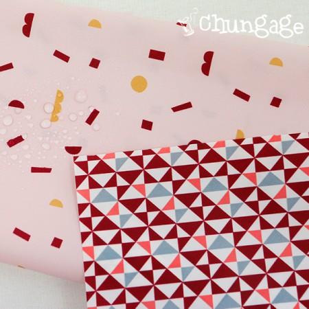 Large -Polytewill waterproof fabric) Block play (2 kinds)