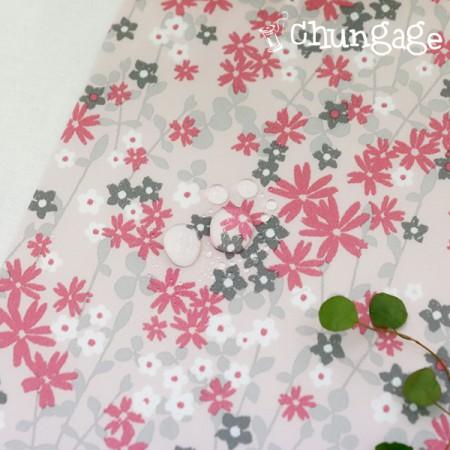 Largely - Polytwill waterproof fabric) Cosmos
