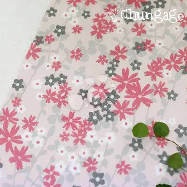 Largely - Polytwill waterproof fabric) Cosmos