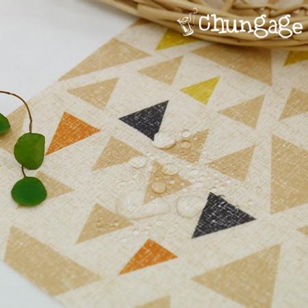 Largely - polyurethane waterproof fabric) Tribeige
