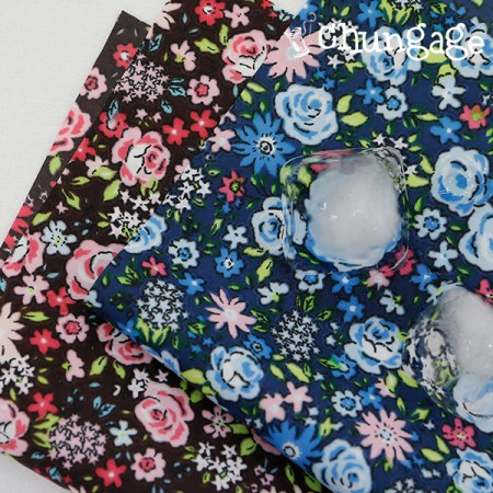 Large-Dupo waterproof fabric) rose garden (two species)