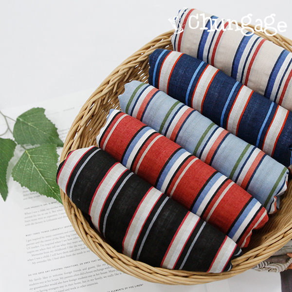 Great-Yoru-asa) Antique stripe (5 kinds)