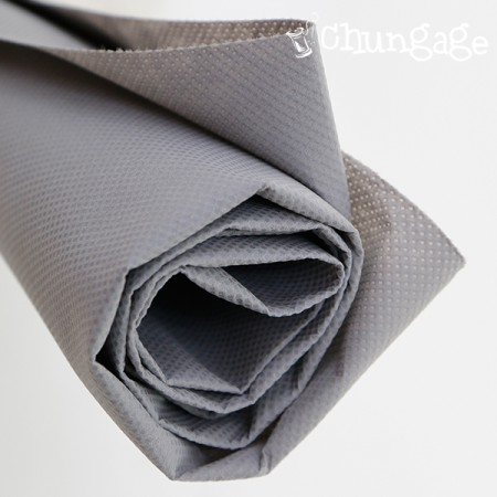 Nonwoven fabric) 8 kinds of rhombus plain (Gray)