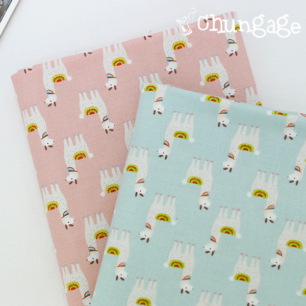 20 cotton) pastel llama (two kinds)