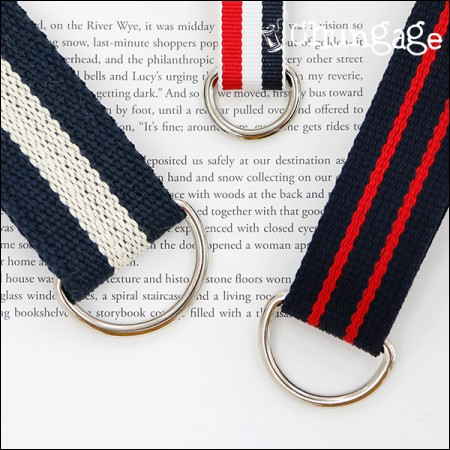 Bringing materials bag Dring Bag strap Nickel (4 pieces / 3 types)