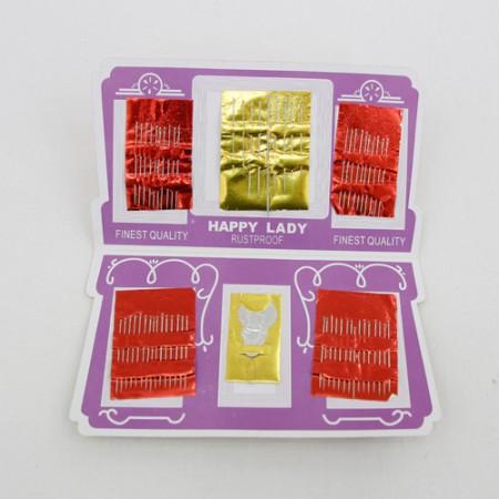 Needle) Happy Lady Needle Set (59ea)