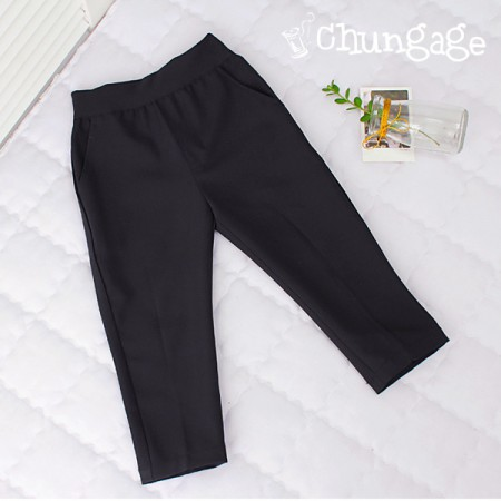 Police version) Cool feeling all around span Summer pants sense - Summer span