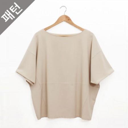Patterns - Women) Blouse / Big size [P878]