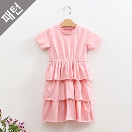 Patterns-Children) Children Dress [P1066]