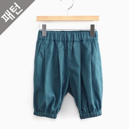 Patterns-Children) Children Pants [P1064]