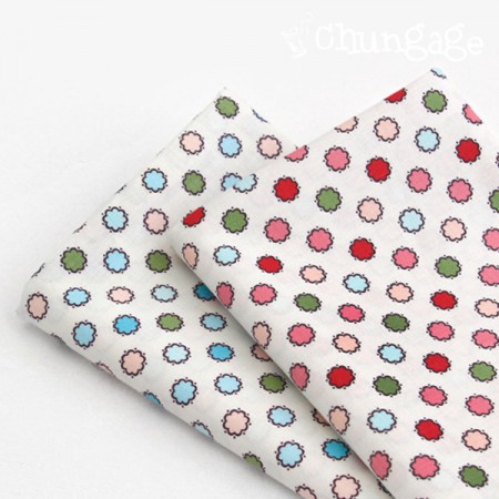 20 water surface) sweet dots (two kinds)
