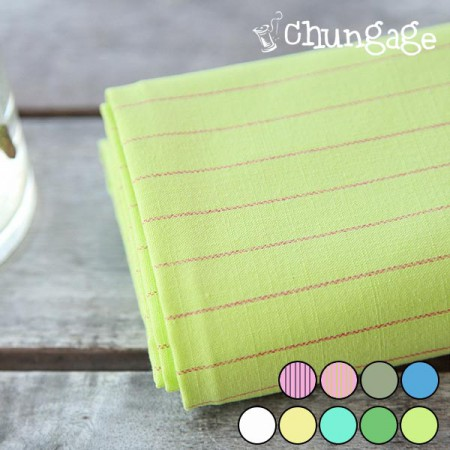 -Linen16 number) 15mm Strea leaf (9 kinds)