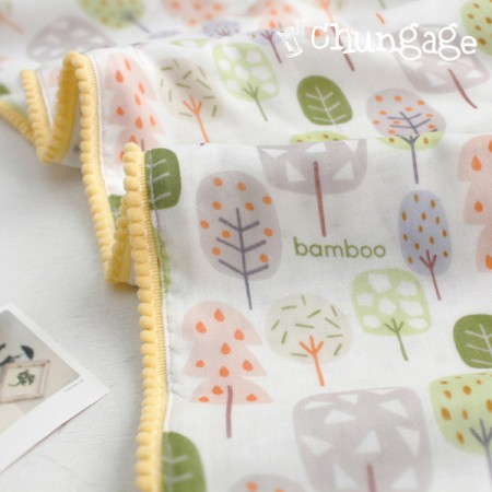 Bamboo double gauze) Sugar tree (two kinds)
