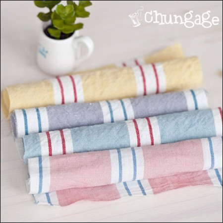 Great - Linen Washing) Summer Stripes (6 types)