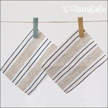 Wide-Linen) Natural mini line (three kinds)