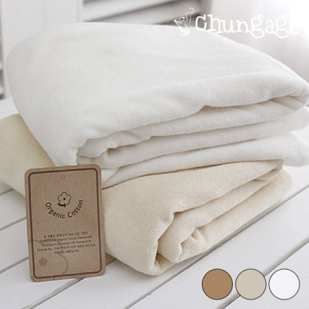 Big -20 water organic) Terry towel (3color)