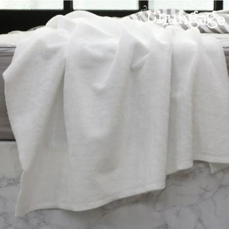5mm ultra-fine fabrics, mink extreme luxury) White (plain)