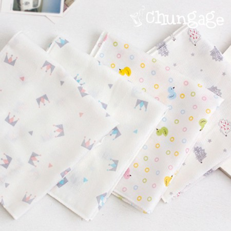 Significantly - 4 types of handkerchief fabrics