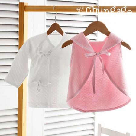 -40 quilted Daimaru) milk (2color)