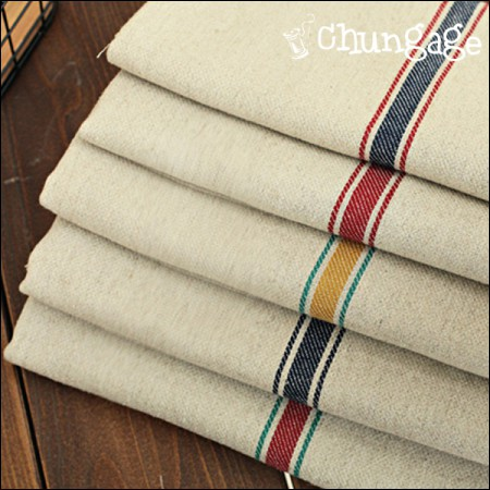 Ham linen) Unique Borderline (5 types)