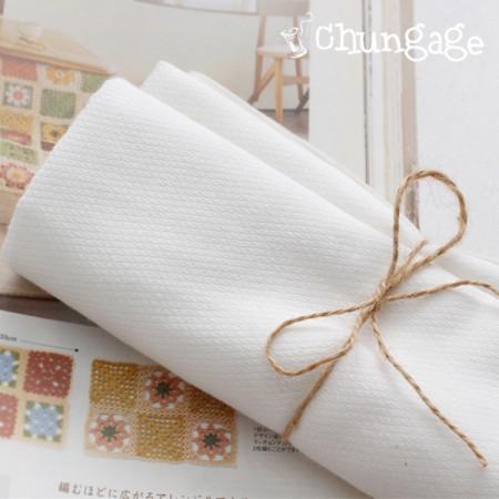 Bamboo peanut gauze fabric (plain)