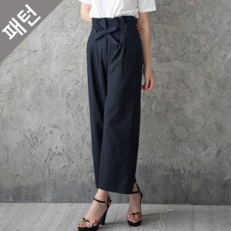 Patterns - Women) Women Pants [P1077]