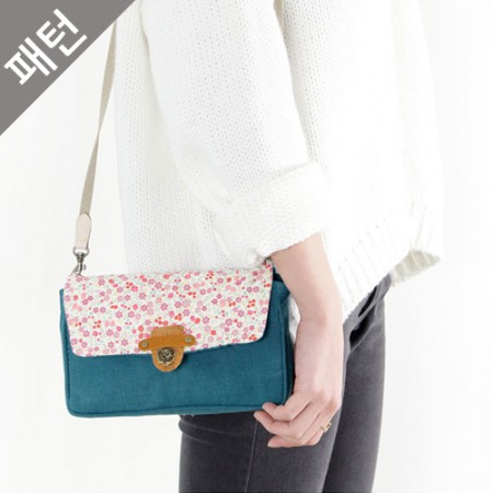 Patterns-Bag) Simple Mini Bag [P986]