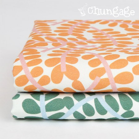Jessica Nielsen Fanny and Sweet tropic leaf (2 kinds)