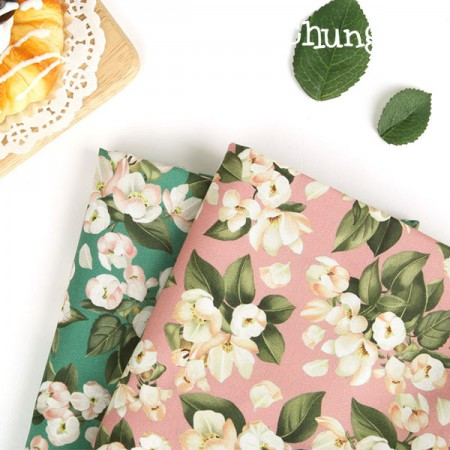 Finest DTP20 woven fabric) Stephano flower (2 kinds)