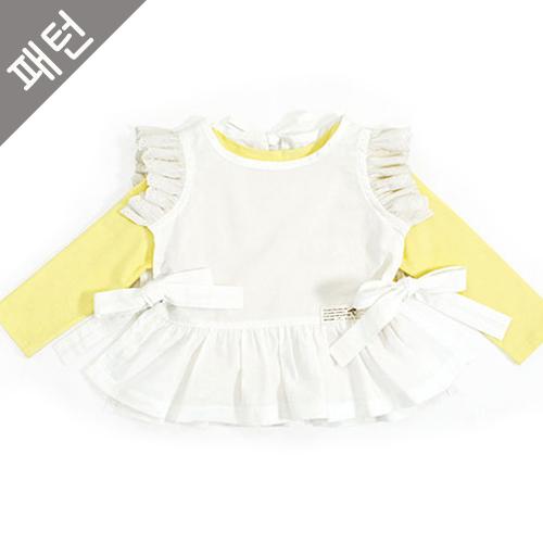 Patterns-Children) Vest [P426]