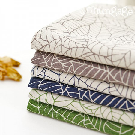 11 leaf linen) Natural leaf (6 kinds)