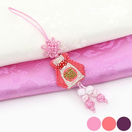 Hanbok supplementary goods mini bags, soothers (3 kinds)