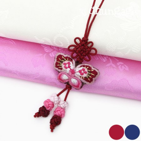 Hanbok supplementary materials Mini butterfly soothers (2 kinds)