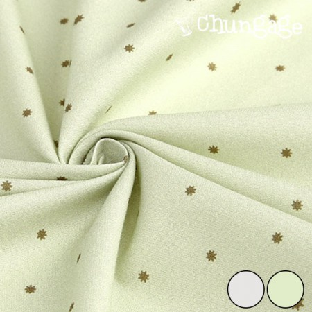 Top grade DTP20 woven fabric) Little Star (2 kinds)