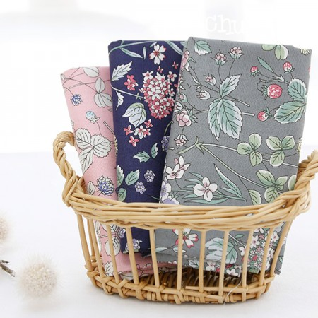 Fabric Package) Wildflower (3 pack) 1 / 4Hermp