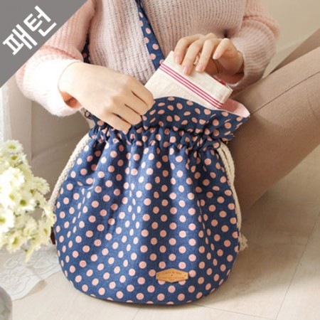 Bag pattern Daily bucket bag [P916]