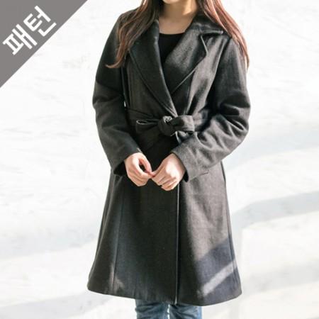 Apparel pattern costume pattern Women's coat [P1005]