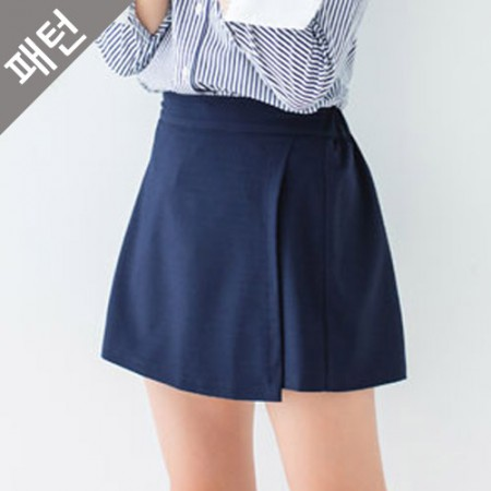 Apparel pattern costume pattern Women's pants [P1129]