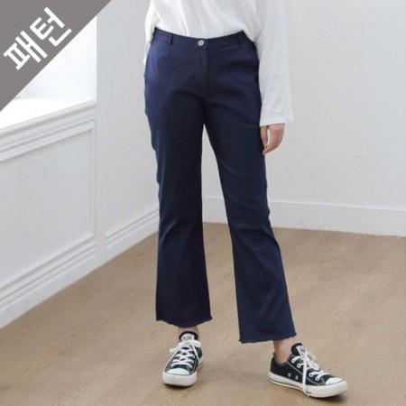 Apparel pattern costume pattern Women's pants [P745]