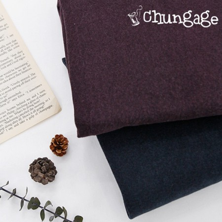 (-10 sleeping brushed fabric) Solid (2 kinds)