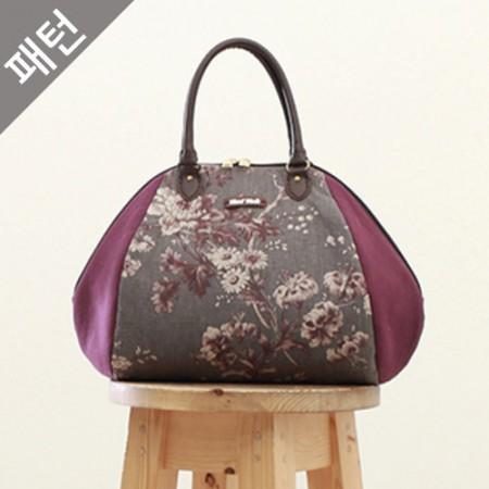 Bag Pattern Tote Bag [P844]