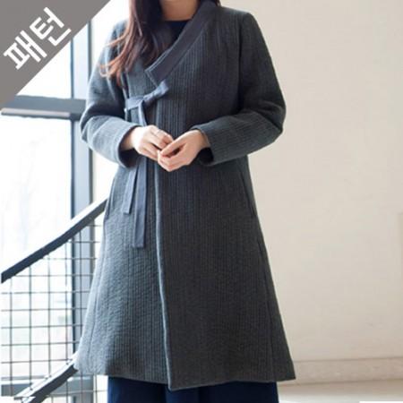 Apparel pattern costume pattern Female scarf [P1004]