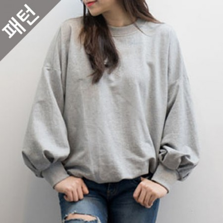 Apparel pattern costume pattern Women's polo shirt [P1040]