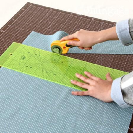 [Individual shipment] Cutting mat large 90x60cm