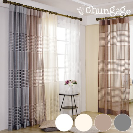 Wide-Curtain) Luxury (4 kinds)