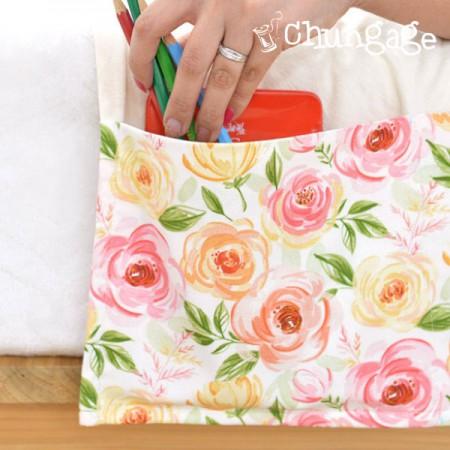 Top grade DTP20 woven woven) Romantic roses