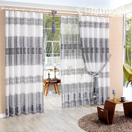 Wide-curtain) Ribeka