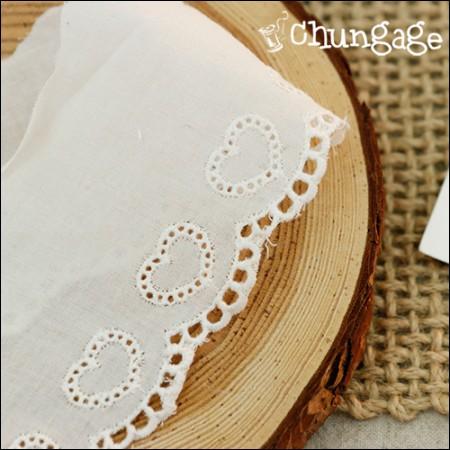 Cotton Lace Cotton 070 Simple Love (2 kinds)