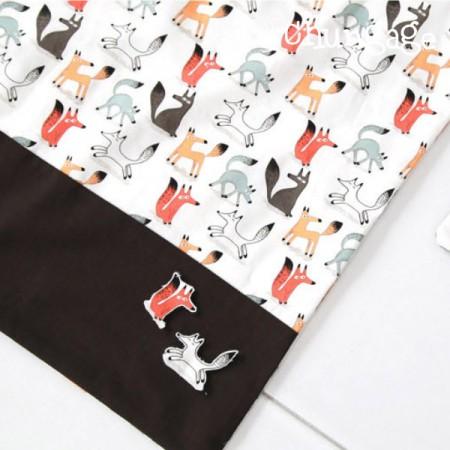 Top grade DTP20 woven fabric) Terry Fox