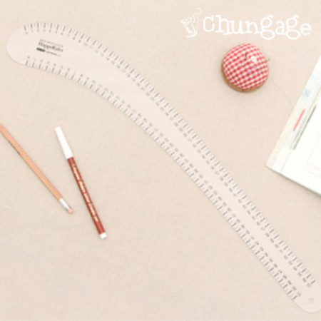 Curve Fashion Sowing Curve Ruler